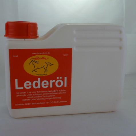 Lederoel