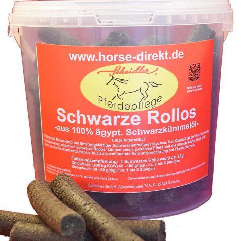 Schwarze Rollos (2)